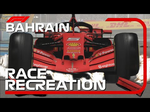F1 2018 GAME: RECREATING THE 2019 BAHRAIN GP