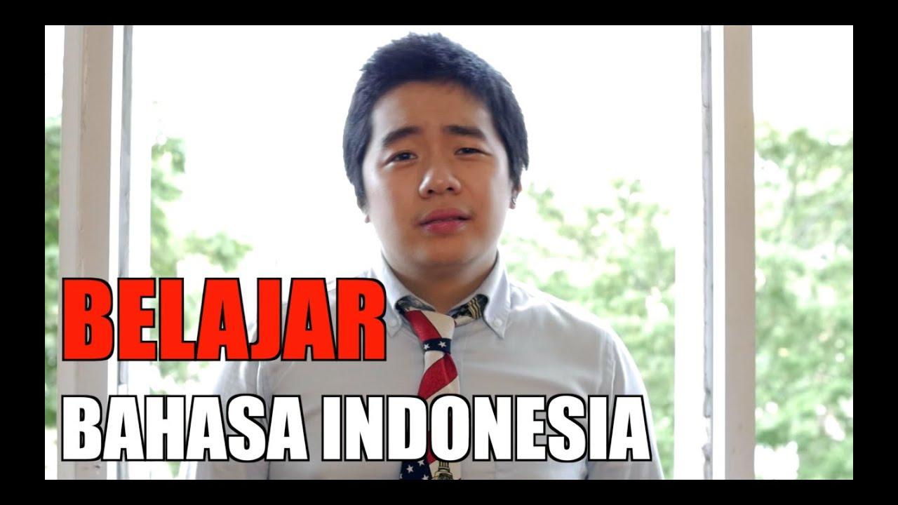 Cara Belajar BAHASA INDONESIA YouTube