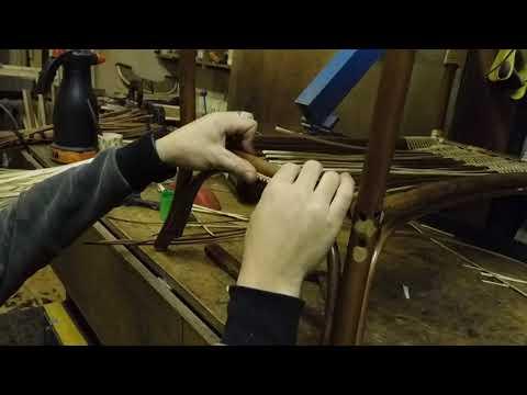 Плетеная Мебель-журнальный  Столик своими руками