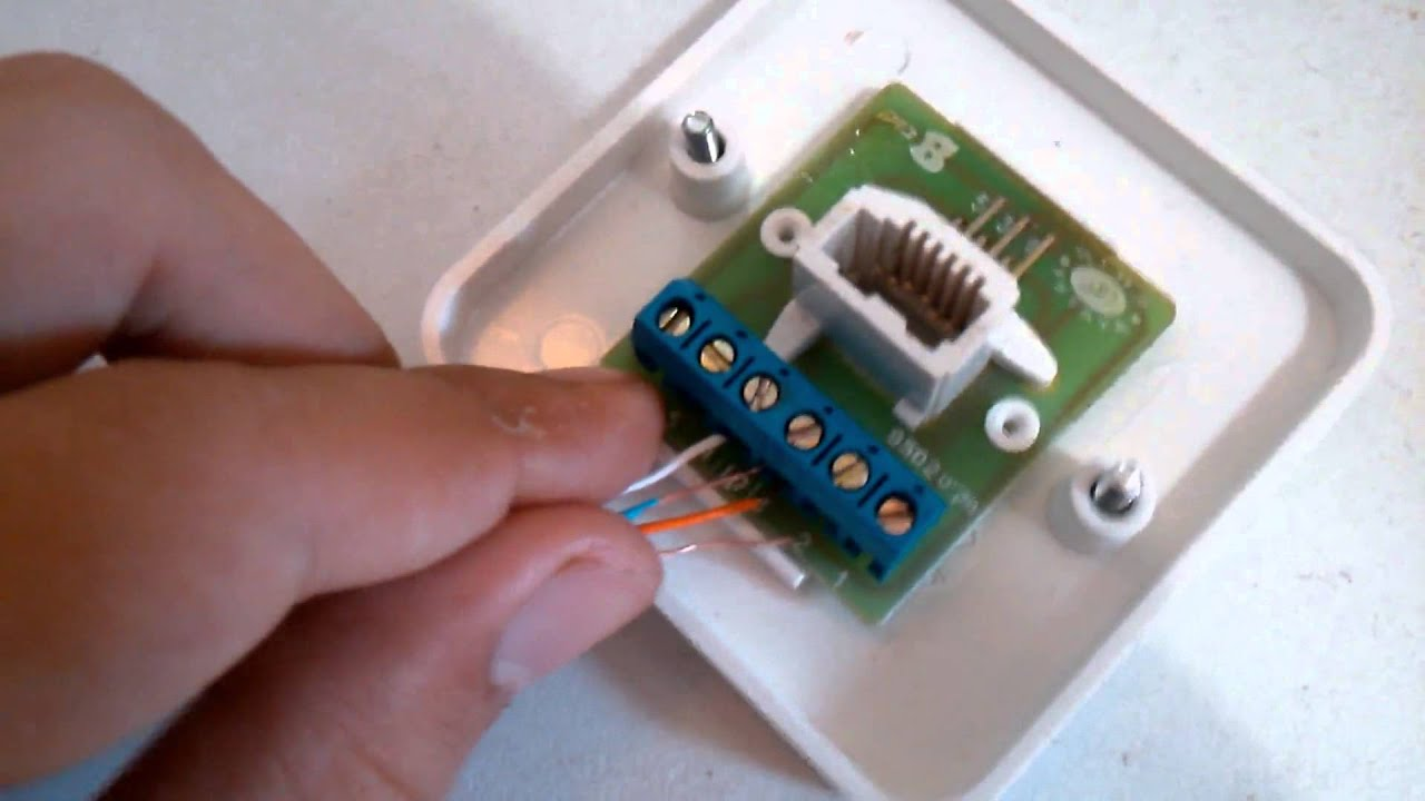 Dsl Phone Wiring