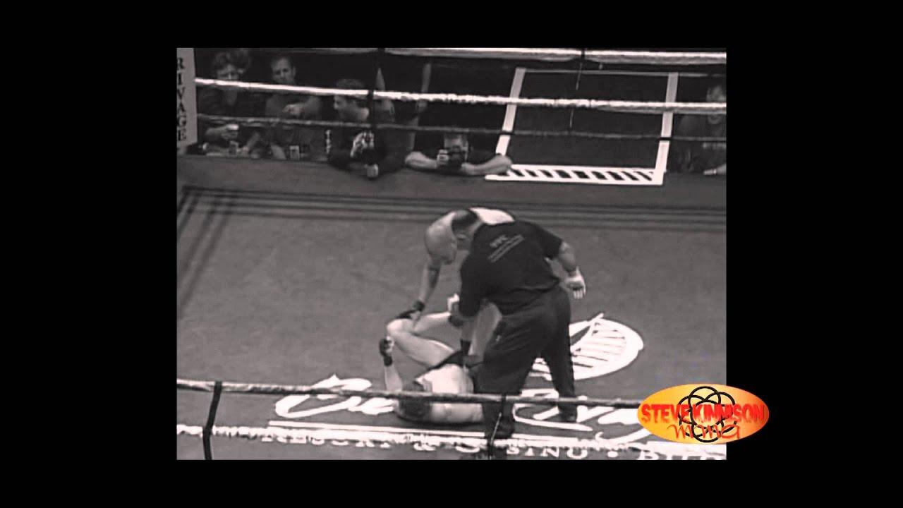 Steve Kinnison MMA vs Phil Cardella