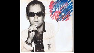 Elton John & Pete Bellotte - Victim Of Love (Art Remix Chic) Vito Kaleidoscope Music Bis