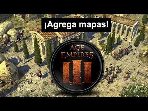 Como Agregas Más Mapas A Age Of Empires 3