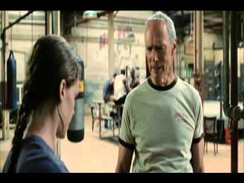 Million Dollar Baby Gym Scene