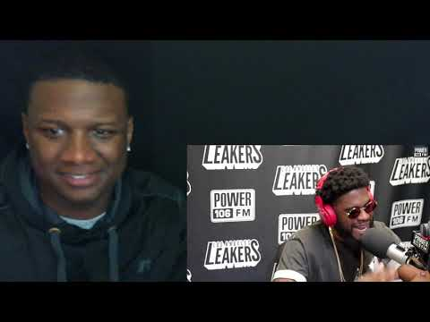 Big Krit Freestyle With The L.A. Leakers REACTION