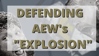 Tom defends the AEW Revolution Exploding Barbed Wire Death Match ending | #shorts #youtubeshorts