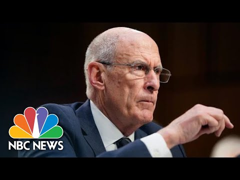 Intel Chief Warns Of Foreign Interference In 2020 Elections | NBC News