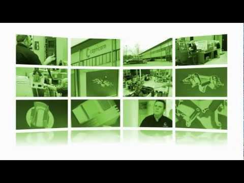 Capricorn Automotive dùng Edgecam để tạo ra thành phần động cơ phức tạp