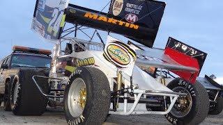Top Gun Sprint Series at Volusia Speedway Park, 4-19-2014