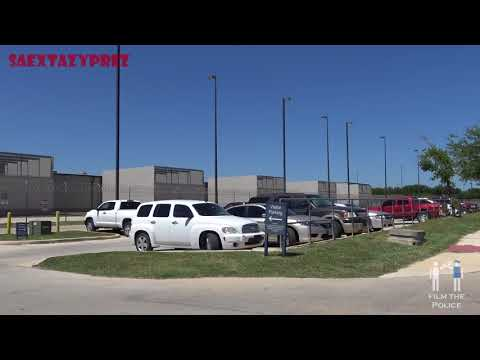 GEO/ICE Correctional Center Pearsall TX, 1st Amendment Audit-(mirrored)