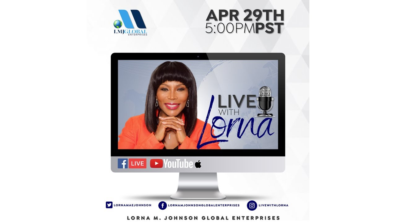 Live With Lorna - Financial Literacy