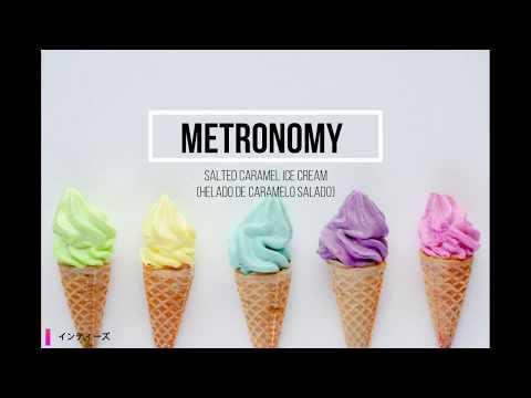 Metronomy - Salted Caramel Ice Cream (Sub Español / Ingles)