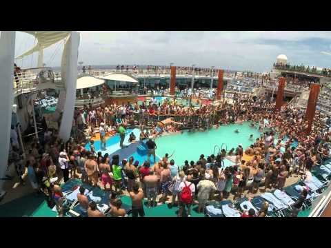 Independence of the Seas - July 2015