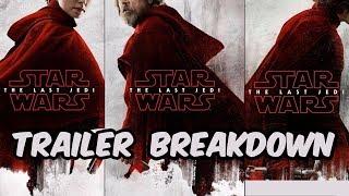 The Last Jedi - Behind The Scenes Trailer Breakdown From D23 [STAR WARS]