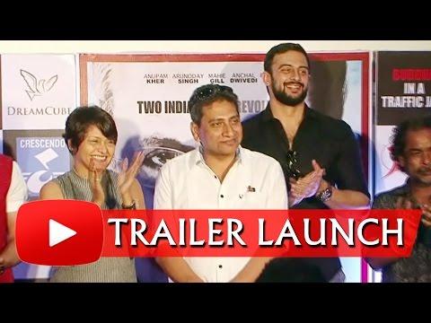 Buddha In A Traffic Jam Movie Official Trailer | Vivek Agnihotri | Anupam Kher | Pallavi Joshi