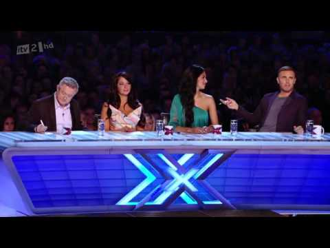 You Raise Me Up   Raymond Patterson X Factor 2012 with Mark and Kian