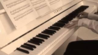 Samba - Ludovico Einaudi (piano cover)