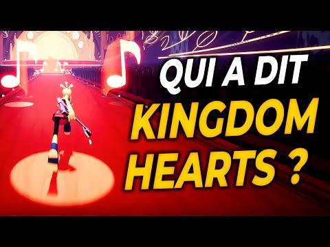 NO STRAIGHT ROADS : Qui a dit Kingdom Hearts ? | GAMEPLAY FR