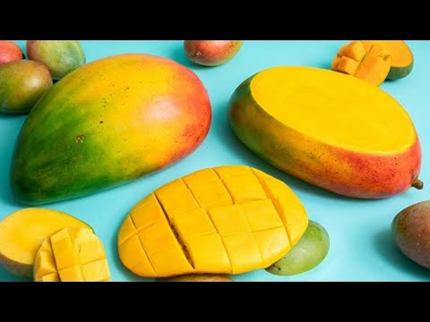 Can You Believe It&39;s CAKE??  Giant Mango  How To Cake It with Yolanda Gampp