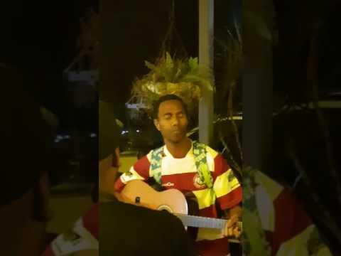 Ni-Vanuatu Seasonal Workers singing beautiful song in North QLD Australia