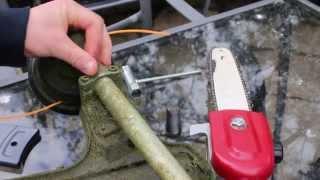 Pruner Attachment for Honda UMK425U and UMK435U Brushcutter Four Stroke Chainsaw