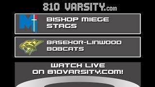 Bishop Miege at Basehor-Linwood football