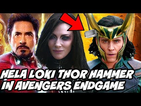 Playlist Avengers 4 Theories and Updates