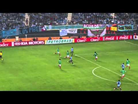 Mexico vs Uruguay - Copa America 2011