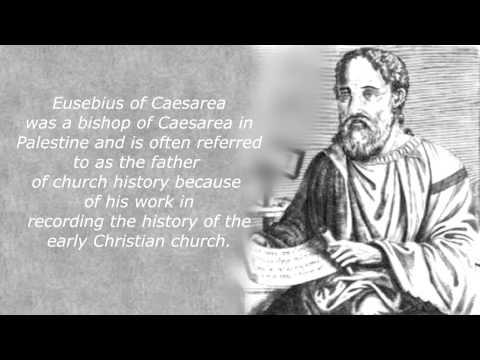 Eusebius of Caesarea about the Arameans