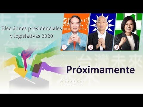 Elecciones presidenciales y legislativas 2020