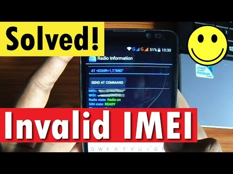 [Hindi] How to Fix/Repair Invalid IMEI Number Error in Android Phones