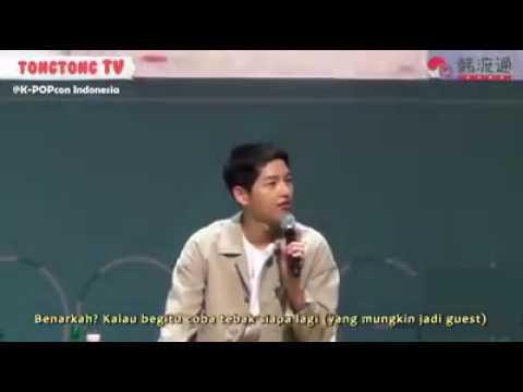 Song Joong Ki Oppa Di Kerjain Park Bo Gum Oppa