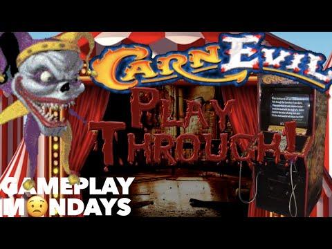 CarnEvil Arcade Play Through! | Gameplay Mondays! from Killer Arcade Games