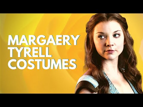 🏵️The Costumes Of Margaery Tyrell [Updated] (Game Of Thrones #3)