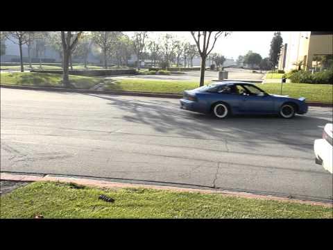 240SX-Drift ging mal richtig schief!