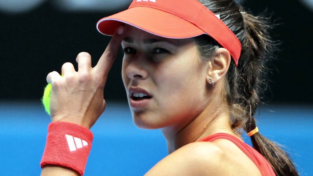 Ana Ivanovic beautiful Serbian tennis player - YouTube