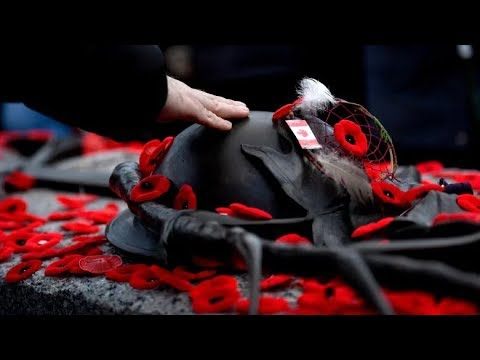 Remembrance Day 2018: CBC News Special