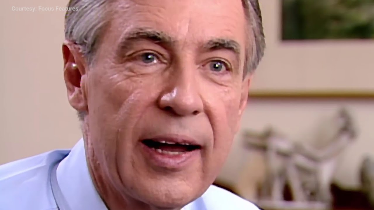 The Disarming Love of Mister Rogers