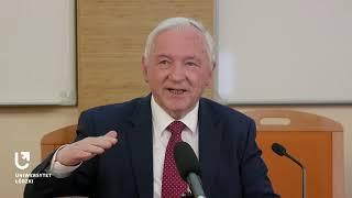 Gospodarka światowa XXI/XXII w. - prof. S. Gomułka