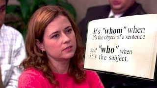 Whoever or Whomever? - The Office (Digital Exclusive)
