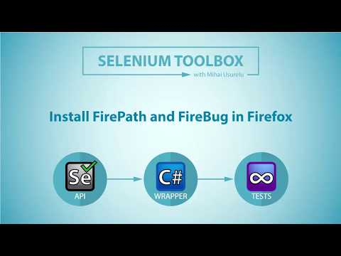 02  Install FirePath and Firebug in Firefox (features not
