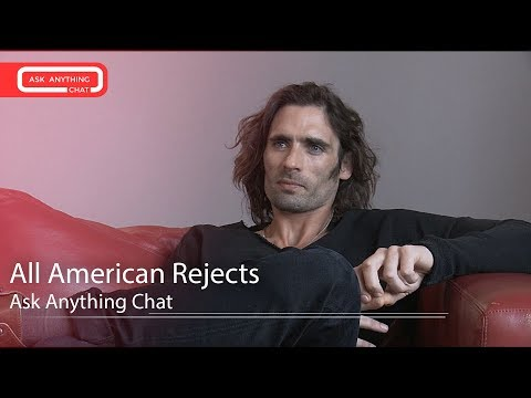All American Rejects Tyson Ritter Talks About Elena Satine & The Marvel Universe. Watch Part 2
