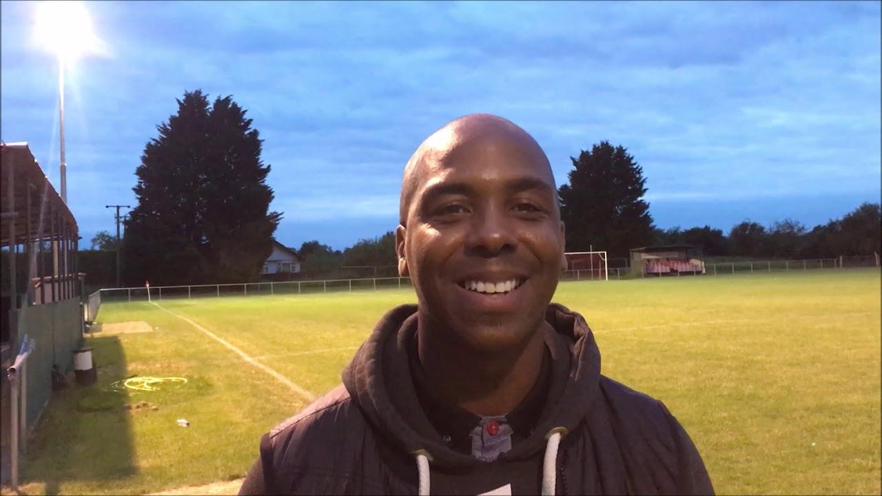 Littleton 2-4 Alvechurch: Darren Byfield interview - YouTube
