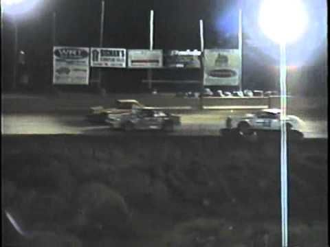 Shippensburg Speedway 9/15/07  Ministock Feature My First Win