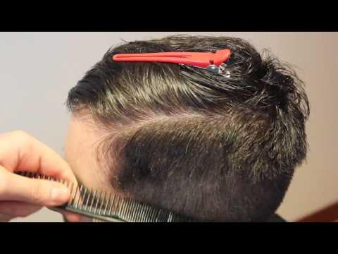 Diy corte de pelo chico raya a un lado youtube - Cortes para chicos ...