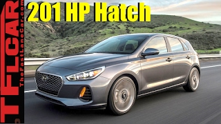 2018 Hyundai Elantra GT and Sport Everything You Ever wanted to Know