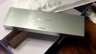 Samsung SEK 3500u One Connect Evolution Kit Unboxing