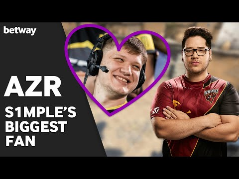 AZR | 'My Love For S1mple'