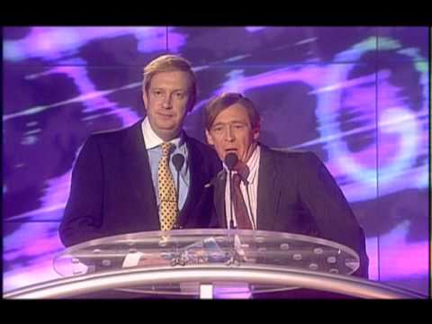 Chemical Brothers win Dance Act presented by Paul Whitehouse and Mark Williams | BRIT Awards 2000