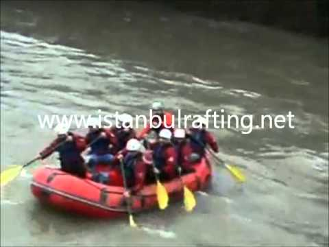 Istanbul White Water River Rafting Canoeing Canyoning Tours